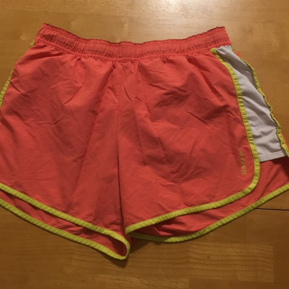 Reebok Pants - Reebok pink shorts